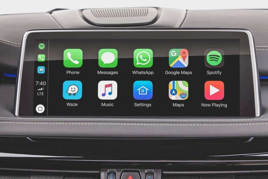 Moduly pro Apple CarPlay & Android Auto