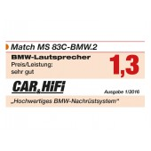 Reproduktory Match MS 83C-BMW.2