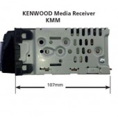 Autorádio bez mechaniky Kenwood KMM-BT304