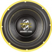 Subwoofer Ground Zero GZRW 25XSPL-D2