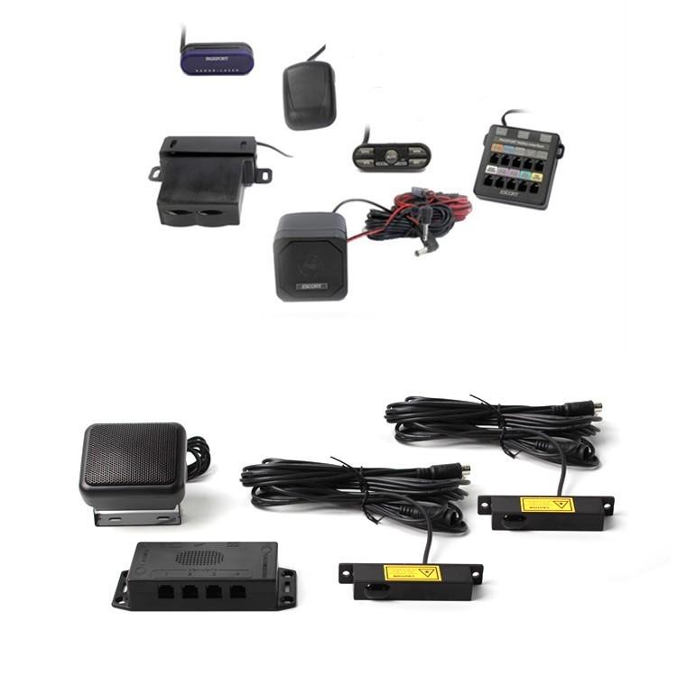 SET antiradaru a laserové rušičky 9500 LI 2