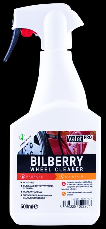 ValetPro Bilberry Safe Wheel Cleaner 500ML čistič kol