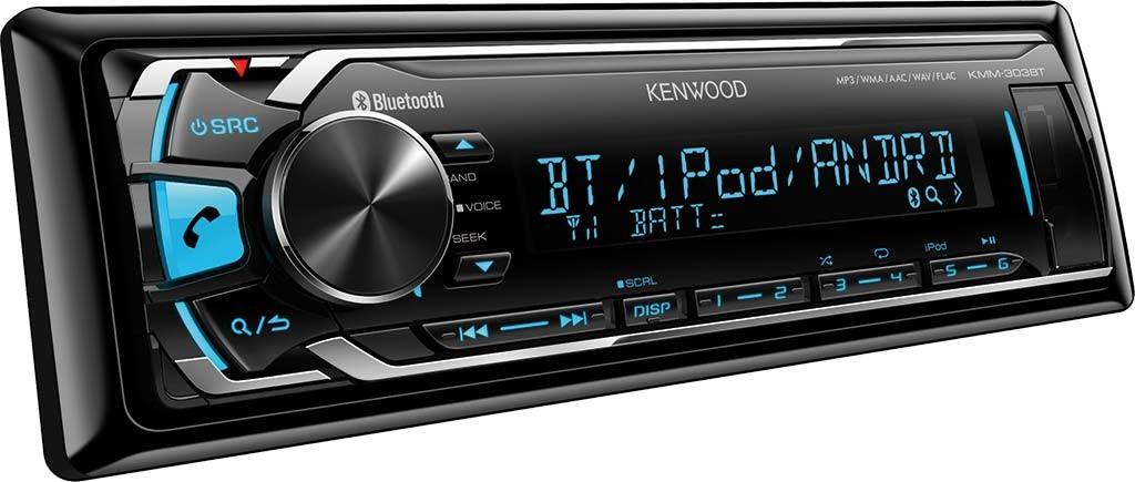 Připojte rádio kenwood