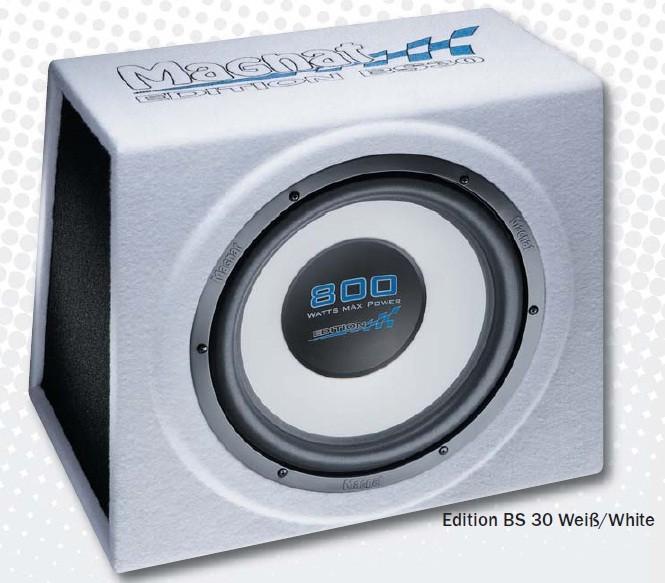 subwoofer v boxu magnat edition bs 30 white. Black Bedroom Furniture Sets. Home Design Ideas