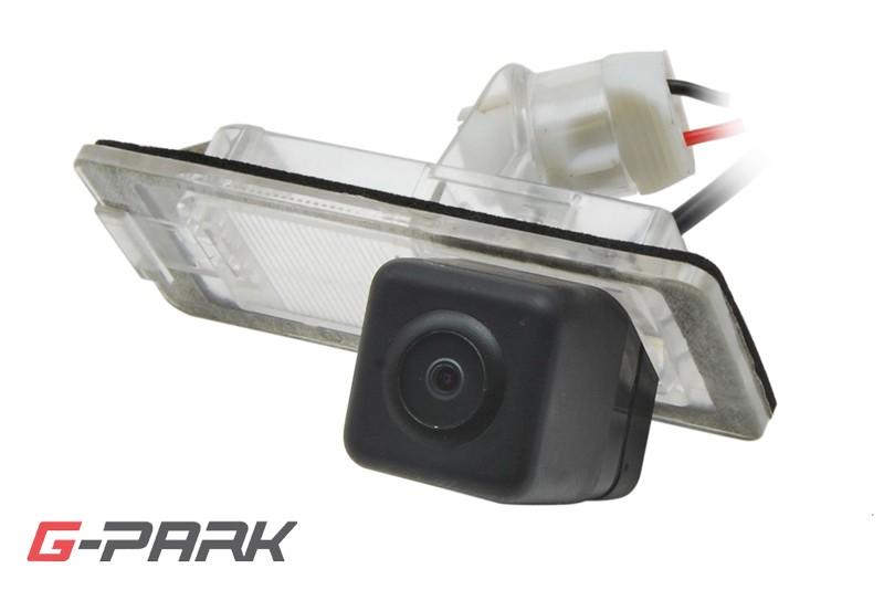 CCD parkovací kamera pro kamera VW / Škoda / Seat