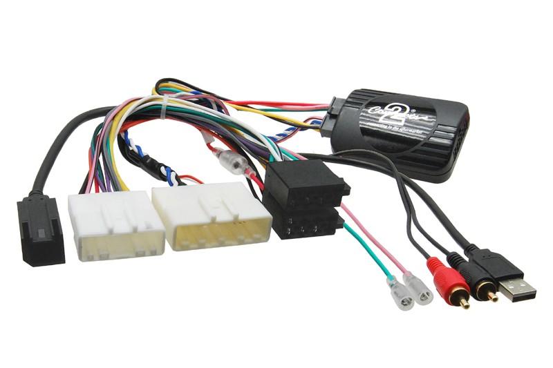 ConnectS2 adaptér pro ovládání na volantu Nissan Qashqai