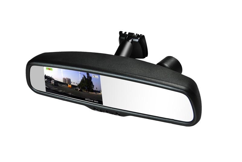 EV-043LA DVR kamera a monitor v zrcátku