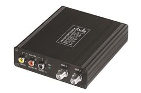 DVB-MK-AUX integrovaný DVB-T tuner BMW