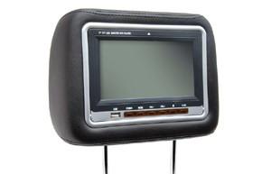 HRB-702B monitor s DVD / SD / USB v opěrce hlavy