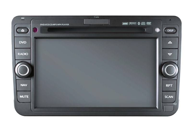 Autorádio MACROM M-AVM6010