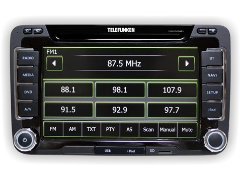 Telefunken TF AS 9280 Skoda