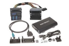 Dension Gateway 300 IPOD / USB / AUX vstup Volkswagen