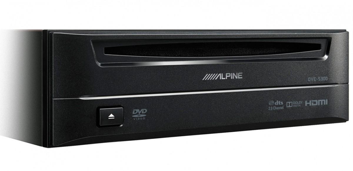 DVD přehrávač Alpine DVE-5300G