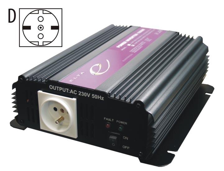 TSS MĚNIČ NAPĚTÍ SP1000-12V