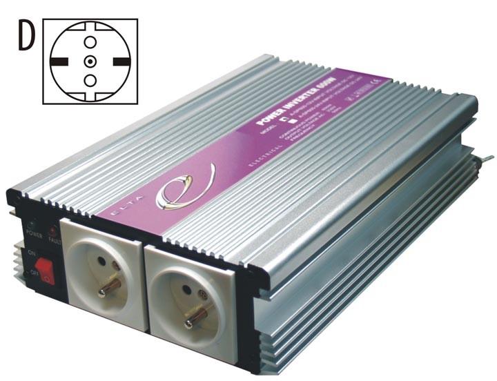 TSS MĚNIČ NAPĚTÍ SP600-12V