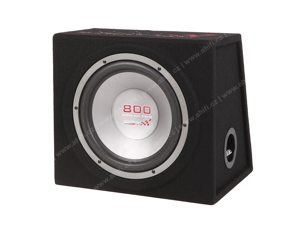Subwoofer v boxu Mac Audio Edition BS 30 Black