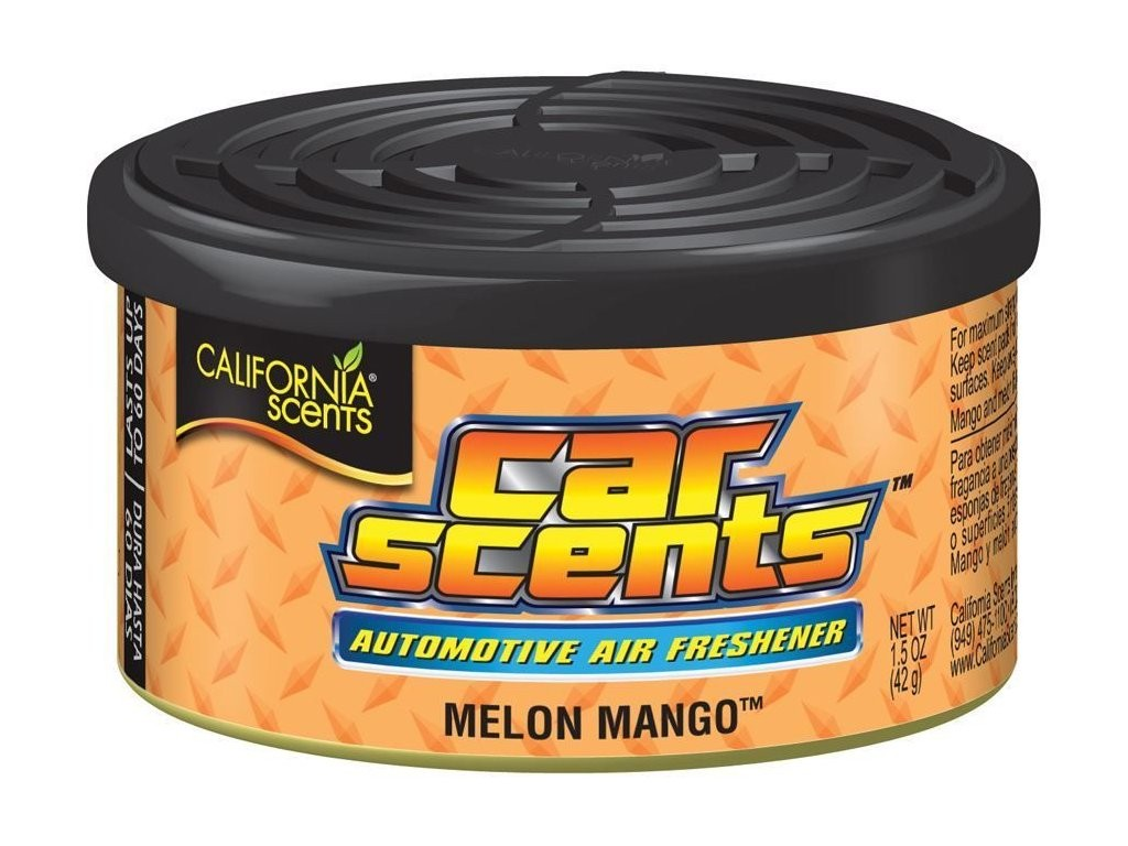 California Scents Car Scents MELOUN A MANGO 42 g