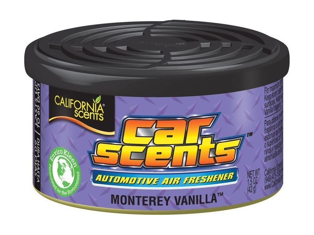 California Scents Car Scents VANILKA 42 g