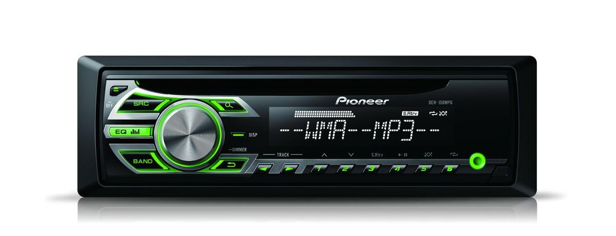 Autorádio Pioneer DEH-150MPG