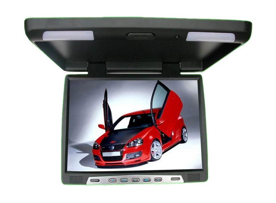 """Stropní LCD monitor 17"""" černý ds-1700"""