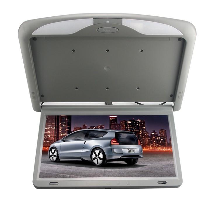 """Stropní LCD monitor 15,6"""" šedý NEW LED SLIM ds-1568"""