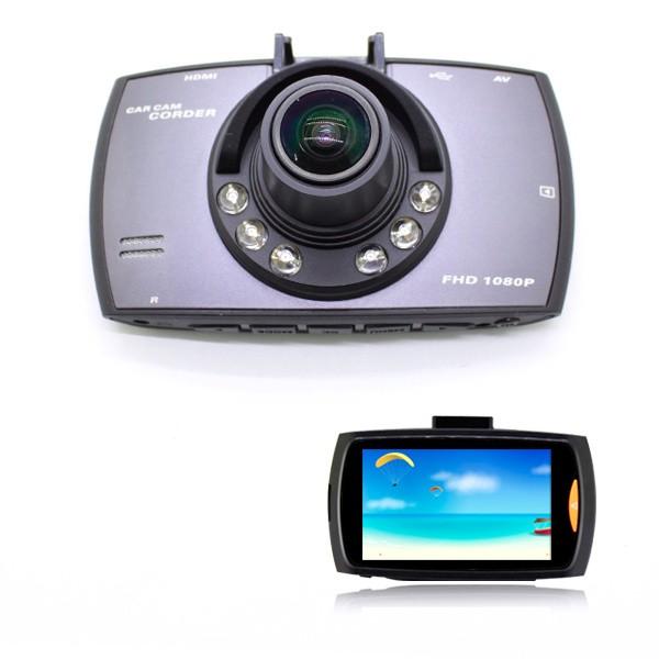 """FULL HD kamera, 2,7"""" LCD, české menu dvr26"""