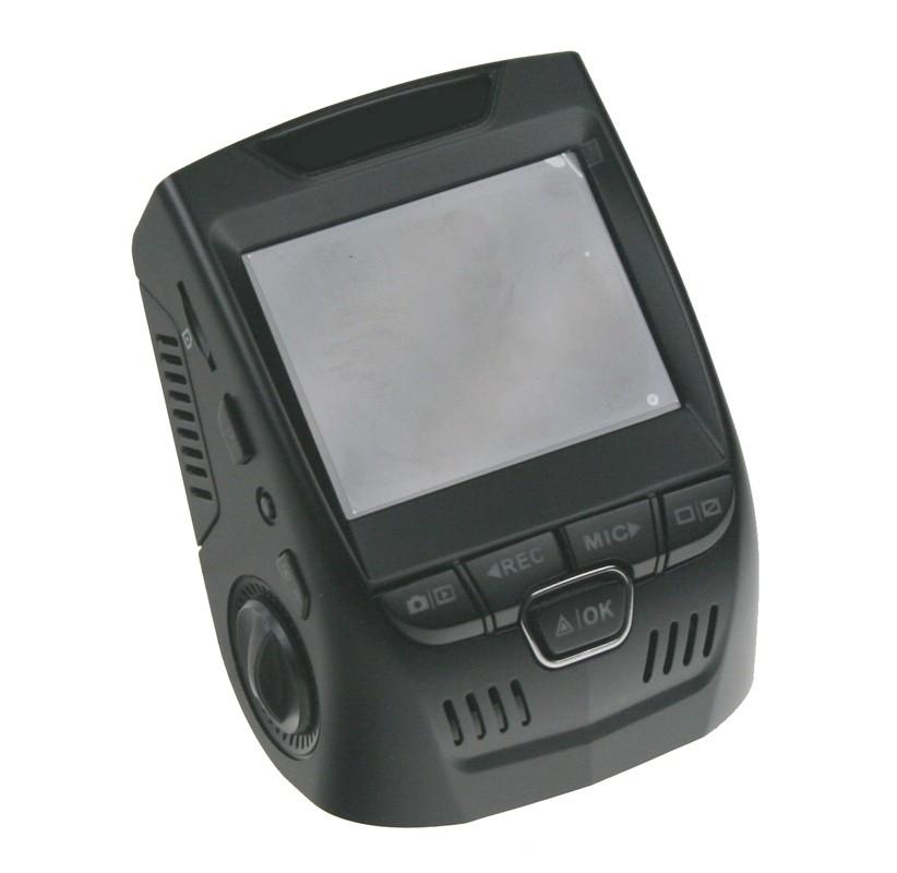 """Plochá FULL HD kamera s 2,4"""" LCD, české menu dvrb04"""