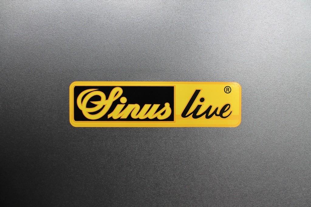 Samolepka SINUS LIVE 296X77