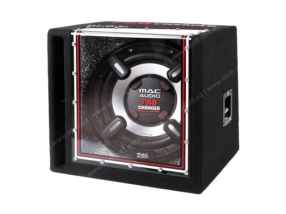 Subwoofer v boxu Mac Audio Pro Charger 130