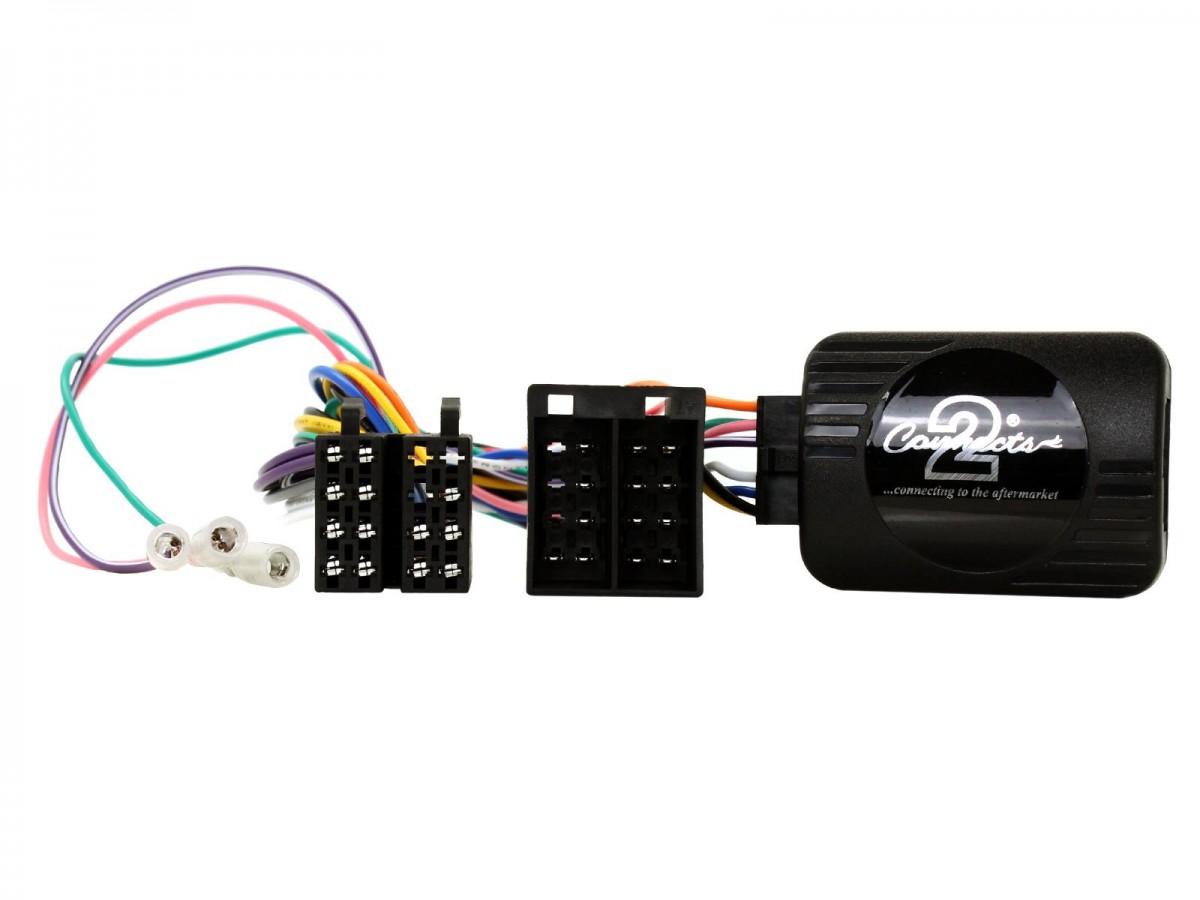 Connects2 SWC FIA 05 adaptér ovládání na volantu Fiat Stilo, Bravo