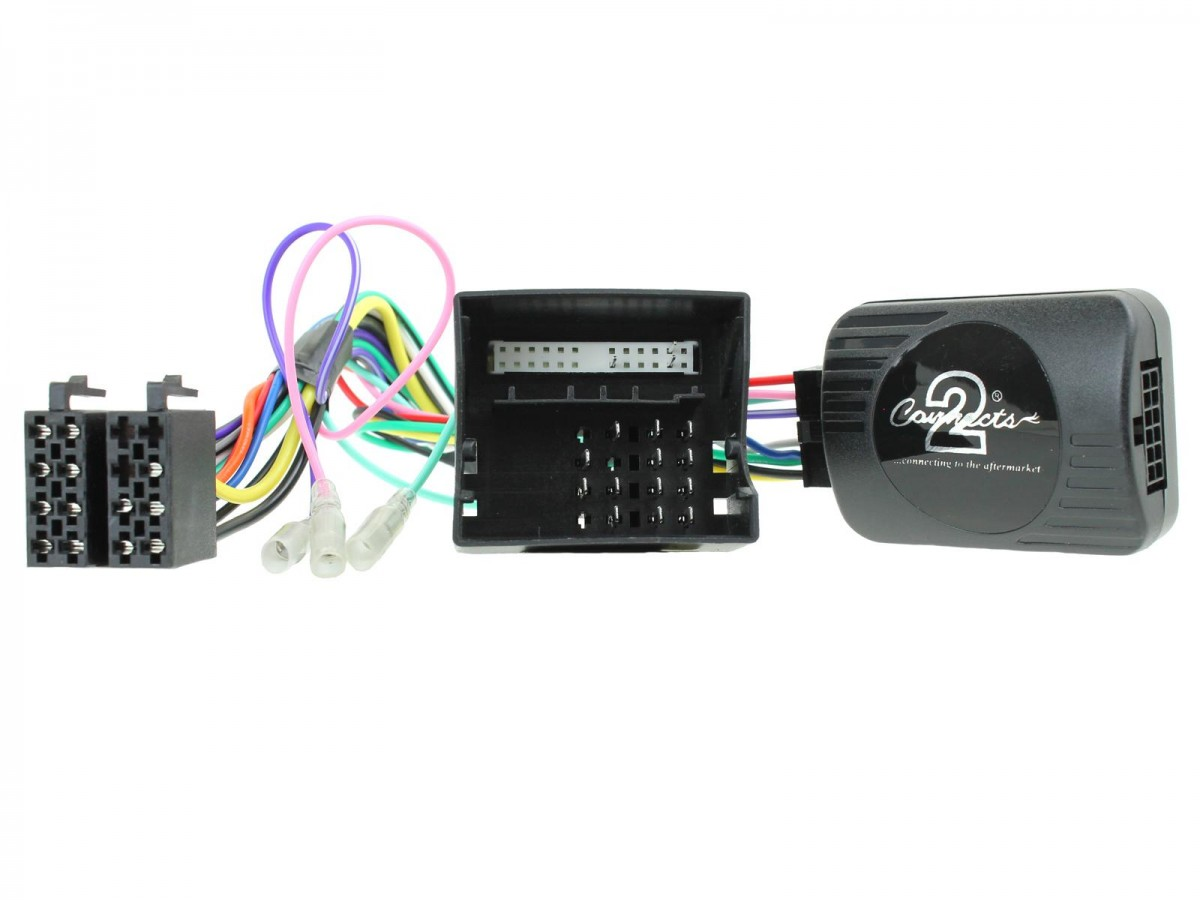 Connects2 SWC FV 03 adaptér ovládání na volantu Ford Mondeo, Focus, S-Max, Fusion, Fiesta, Kuga, Galaxy, Transit, C-Max