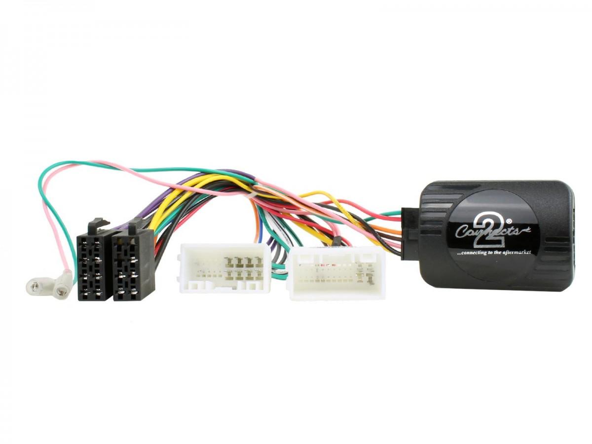 Connects2 SWC HYU 08 adaptér ovládání na volantu Hyundai i20, i30, i40, Tucson / Kia Ceed, Optima / SsangYong Tivoli