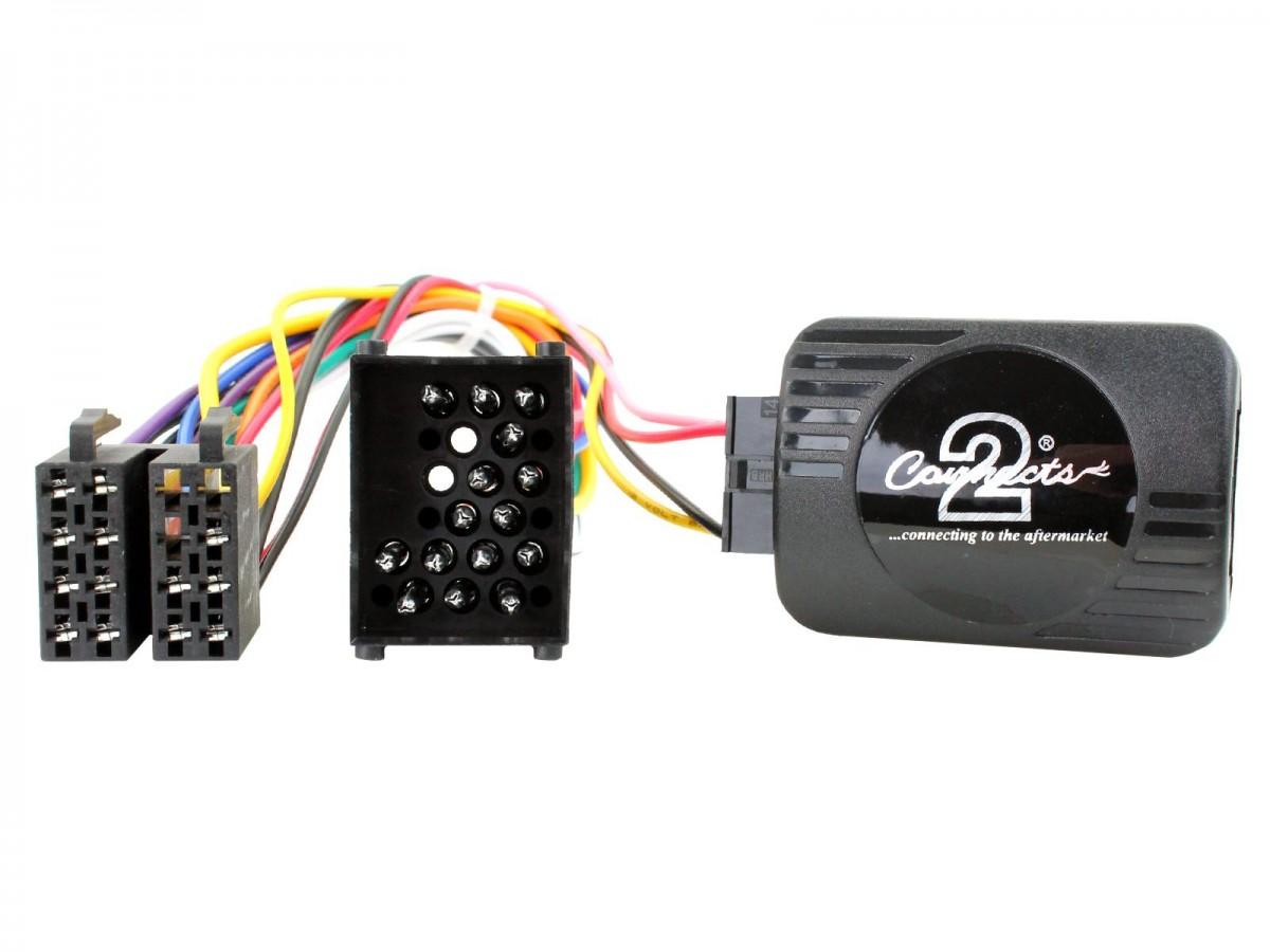Connects2 SWC LR 02 adaptér ovládání na volantu Land Rover Discovery II., Freelander I. / Rover 75