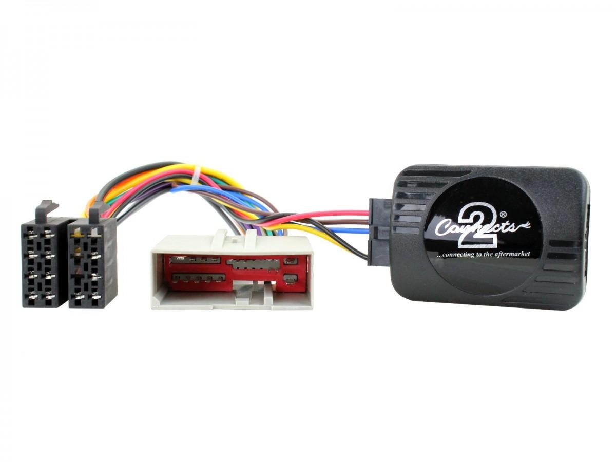 Connects2 SWC LR 04 adaptér ovládání na volantu Land Rover Freelander