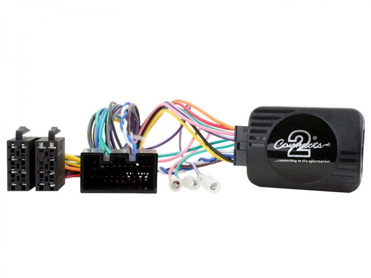 Connects2 SWC LR 06 adaptér ovládání na volantu Land Rover Freelander, Discovery, Range Rover