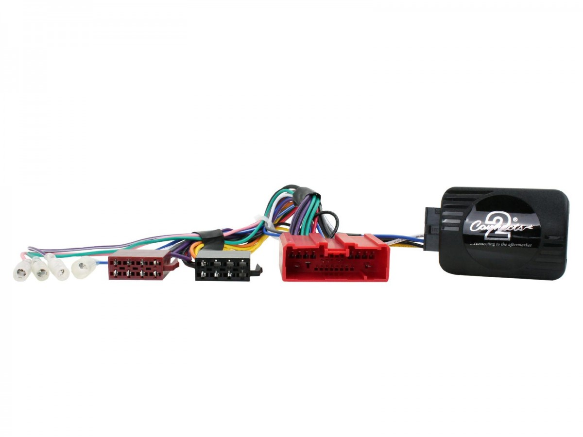 Connects2 SWC MAZ 11 adaptér ovládání na volantu Mazda CX-9, 3