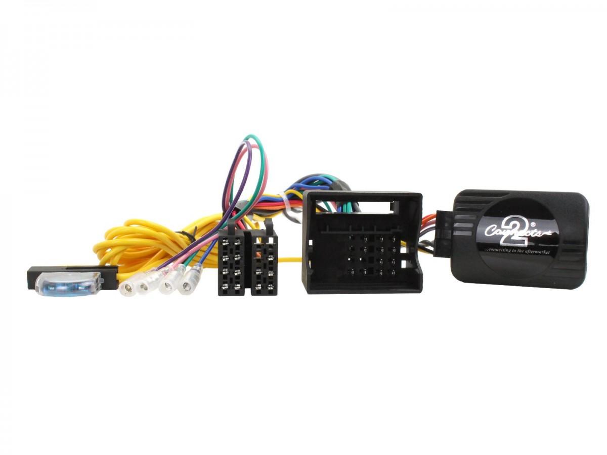 Connects2 SWC MCD 05 adaptér ovládání na volantu Mercedes C_Class, E_Class