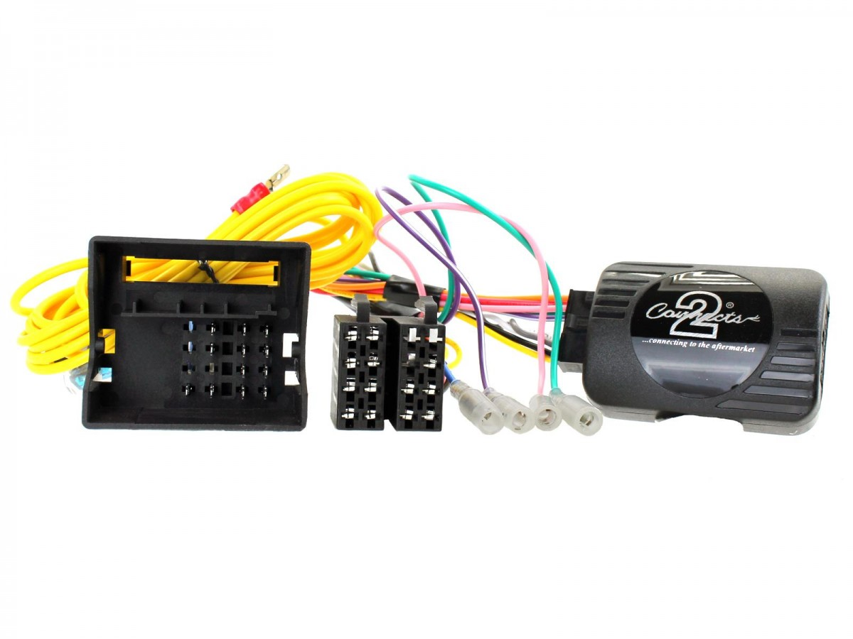 Connects2 SWC MCD 11 adaptér ovládání na volantu Mercedes Benz Vito