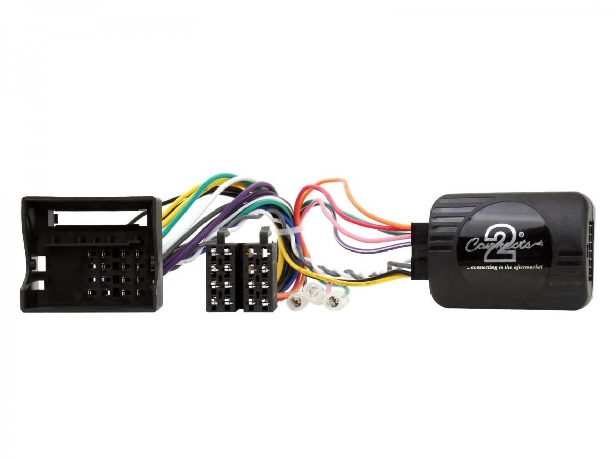 Connects2 SWC PSA 07 adaptér ovládání na volantu Peugeot / Citroen / Fiat / Toyota
