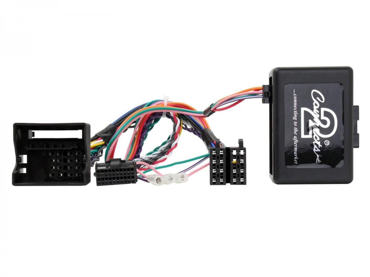 Connects2 SWC PSA 13 adaptér ovládání na volantu Peugeot / Citroen