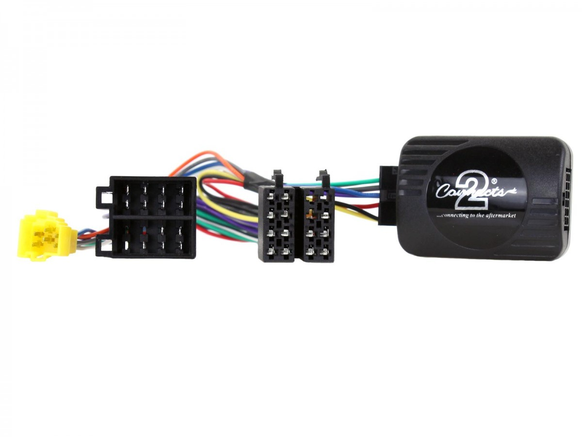 Connects2 SWC REN 04 adaptér ovládání na volantu Renault / Dacia
