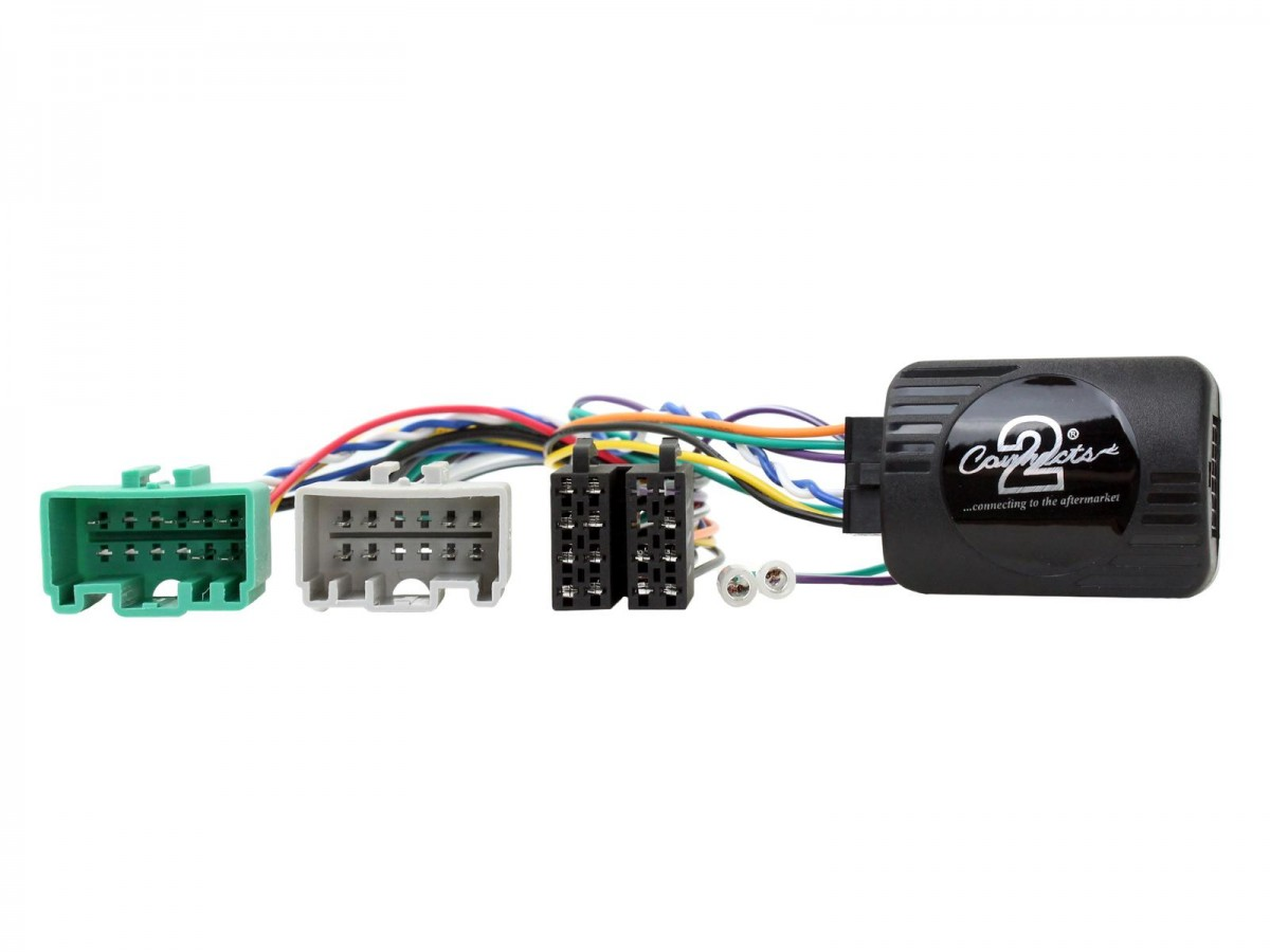Connects2 SWC VLV 02 adaptér ovládání na volantu Volvo S60, V70, XC70