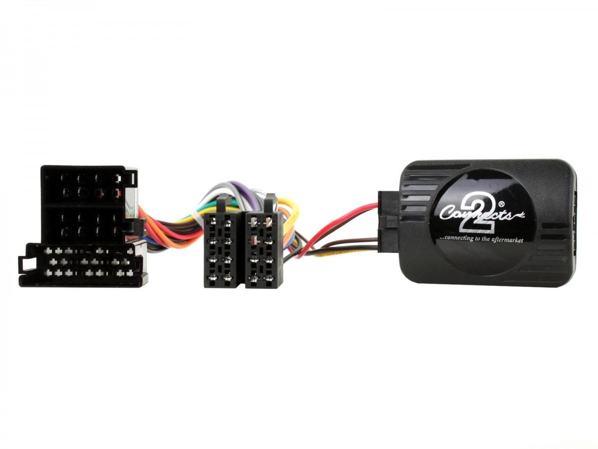 Connects2 SWC VW 01 adaptér ovládání na volantu Volkswagen / Seat / Škoda / Audi