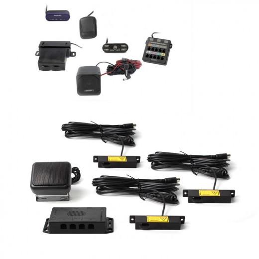 SET antiradaru a laserové rušičky 9500 LI 3