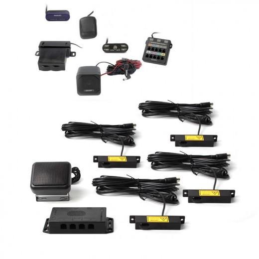 SET antiradaru a laserové rušičky 9500 LI 4