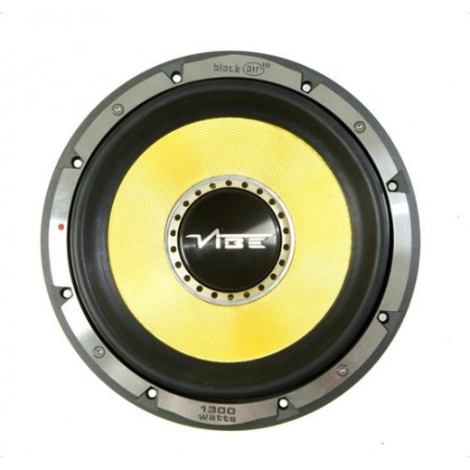 Subwoofer VIBE BLACKAIR 12