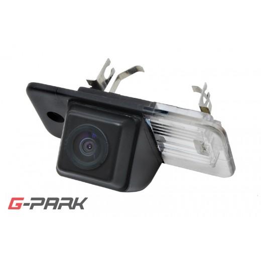 CCD parkovací kamera pro Audi A3 / A4 / A5 / A6 / Q7