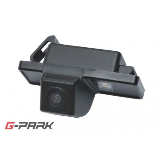 CCD parkovací kamera PRO NISSAN QASHQAI, X-TRAIL 221953