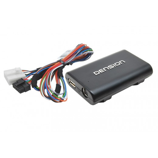Dension Gateway Lite iPod / USB / AUX vstup Mazda