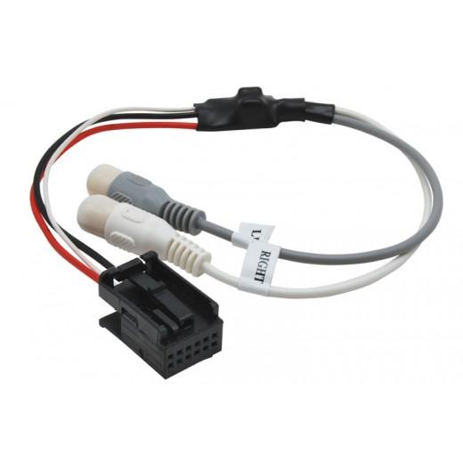 AUX adaptér pro autorádia BMW 3/5/X5/X3